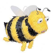 bumble bee pinata walmart