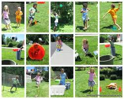 Backyard Obstacle Course Ideas Backyard Water Obstacle Course All For The Garden House