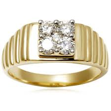 men rings wholesale images Men diamond gold rings gents gold ring valentine jewellery jpg