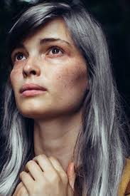 images of grey hair in transisition showing grey gracefully how to get the most out of your grey hair