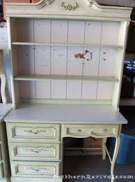 french provincial desk u0026 hutch from vintage french to oh la la