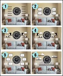 How To Decorate A Bookcase Ideas Inspiration For Creating A Gallery Wall In Any Room Of The