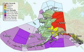 Kotzebue Alaska Map by Winter Storm Warning For Alaska 12 20 U2033 Of Snow Forecasted