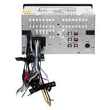 boss audio bv9366b double din dvd cd am fm mp3 wma receiver