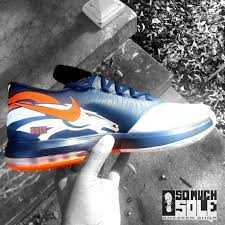 somuchsole custom nike kd vi denver broncos shoes 2 jpg 620 620