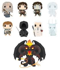 where can i buy ring pops middle earth news new lord of the rings funko pops