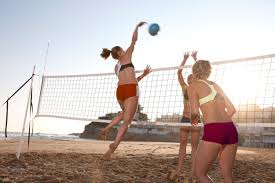 transition volleyball warm up drill