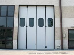 porte per capannoni porta a libro con vetro simple porta a libro with porta a