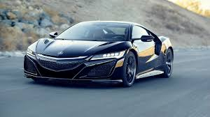 How Much Is The Acura Nsx New 2017 Acura Nsx Test Drive Review Specs And Photo Gallery