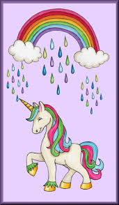 unicorn rainbow 85 best wallpaper rainbows unicorns ღ ღ images on