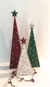 love this unfinished wooden tree décor set on zulily