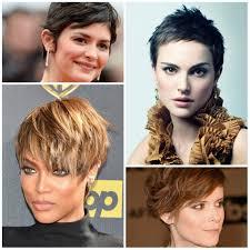 Neueste Kurzhaarfrisuren Damen 2017 by Trendfrisuren 2017 Modernes Haarstyling Für Frauen