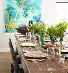 Celebrate Home Interiors by A Gathering To Celebrate Home Traditional Home