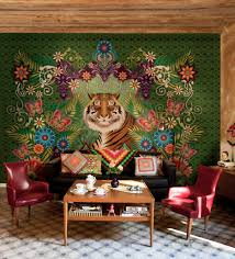 beautiful large print decorations ideas ornament floor decor attractive tiger nature statement decorations ideas ornament floor decor inspiration designer architecture wallpaper mural in living