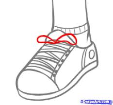 draw a shoe step by step drawing sheets added by dawn october