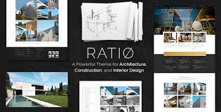 Creative Architects And Interiors Ratio U2013 A Powerful Theme For Architecture Construction And