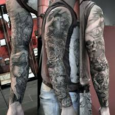 100 sleeve tattoo designs 50 3d sleeve tattoos for men