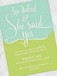 Wedding Shower Invites 13 Bridal Shower Invite Ideas
