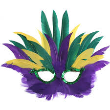 mardi gras feathers pgg formal feather mask mardigrasoutlet