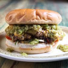 green chile cheeseburgers recipe saveur