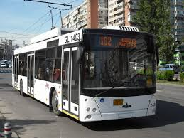 maz car trolley bus