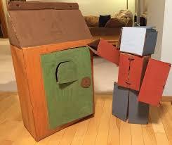cardboard land blog