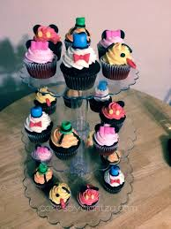 cupcakes mickey mouse u2013 minnie mouse u2013 goofy u2013 pluto donald