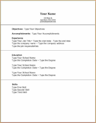 sle resume for high school graduate with no experience sle resume for high school graduate with no work experience 28