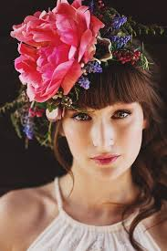 floral headpiece 185 best floral headpiece images on headpieces hats