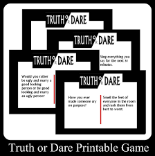thanksgiving truth teen truth or dare questions suggestions and games