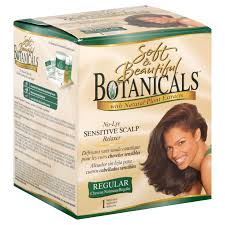 soft u0026 beautiful botanicals relaxer no lye sensitive scalp