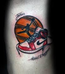 60 michael jordan tattoos for men basketball design ideas