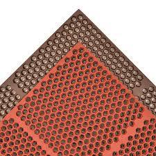 Anti Fatigue Kitchen Rugs Optimat Honeycomb Anti Fatigue Kitchen Mat Rubber Drainage Matting