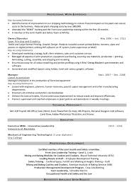 Resume For General Job by Improve Resume Resume For Your Job Application