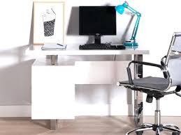 bureau chrome bureau design verre metal bureau design mal 7 piement chrome