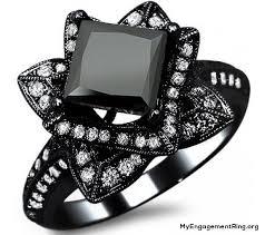 princess cut black engagement rings engagement wedding rings