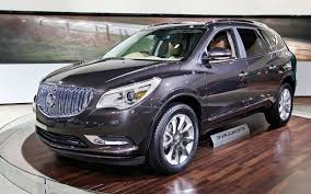 2015 Buick Grand National And Gnx 2018 Buick Enclave Release Date And Redesign 2017 2018 New Cars