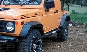 jeep jipsy gypsy wheel arch 6 inch