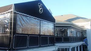 Vinyl Patio Enclosure Kits Custom Enclosures For Your Deck Porch Or Patio
