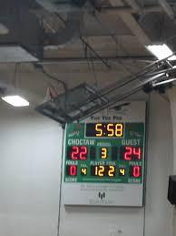 crestview vs choctaw boys varsity basketball game crestview