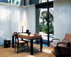 interior white sheer curtain with ripple fold pleated for sliding