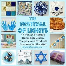 hanukkah bingo 17 festive hanukkah crafts recipes products