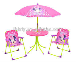 Kids Patio Table by Minnie Mouse Picnic Table Outdoor Patio Tables Ideas