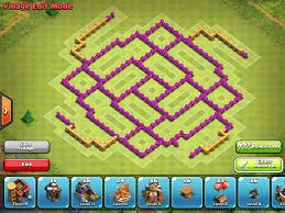 Coc Maps Th8 Coc Clash Of Clans Th8 Farming Base Layout Http Www