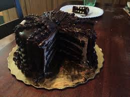 chocolate ganache cake from publix delicious food images