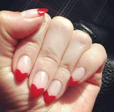 65 most beautiful heart nail art design ideas for trendy girls