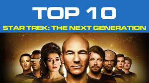 top 10 star trek the next generation episodes youtube
