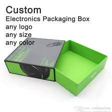 wrapping paper box custom headphones electronics packaging box cosmetics packaging