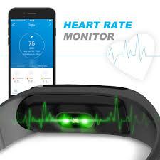 amazon com letscom fitness tracker watch bluetooth 4 0