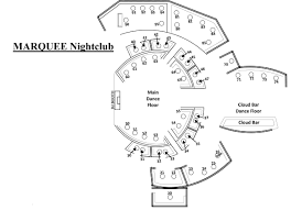 nightclub floor plan marquee nightclub floorplan 2 promoter now